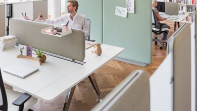 Photo of How to create privacy in an open office?
