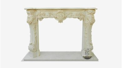 Photo of How to Clean Marble Fireplace?