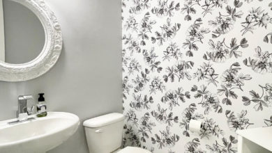 Photo of How to Use Peel Off Wallpaper on DIY Projects Around the House